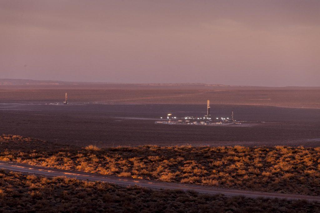 Yacimiento petrolífero, Vaca Muerta, fracking, Argentina, shale, gas, petróleo.