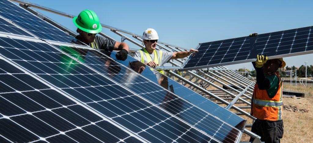 imagen de energia solar