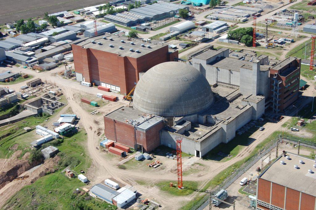imagen de centro nuclear