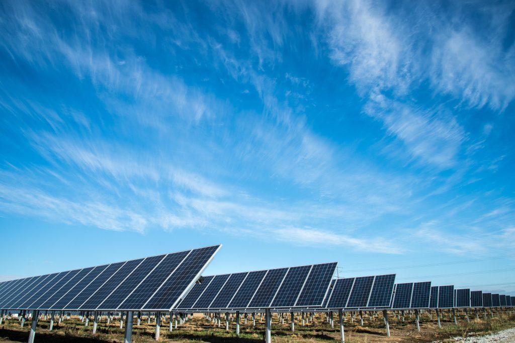 imagen de energía solar