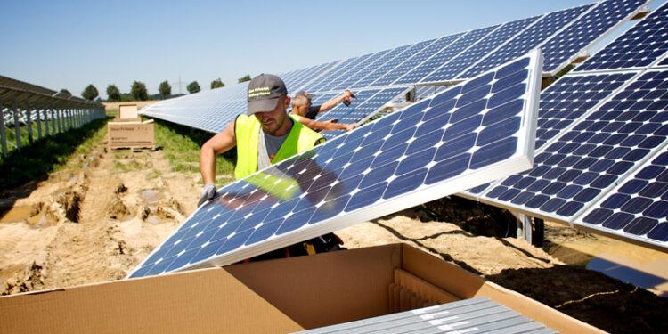 imagen de paneles solarer
