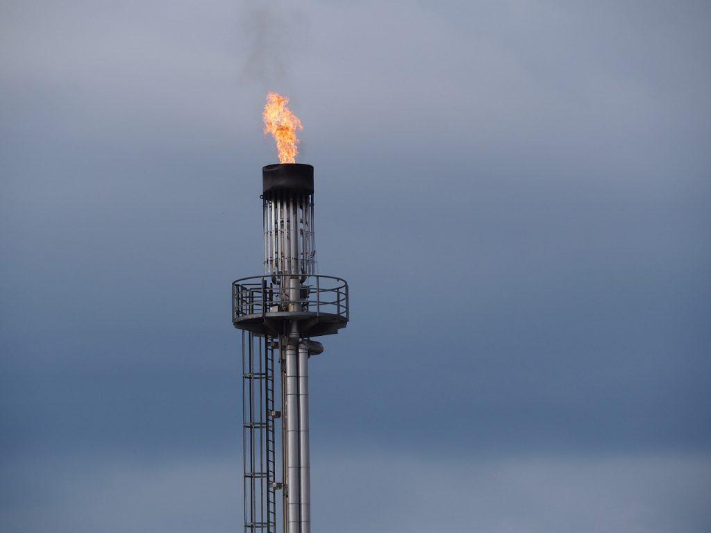 imagen de gas natural