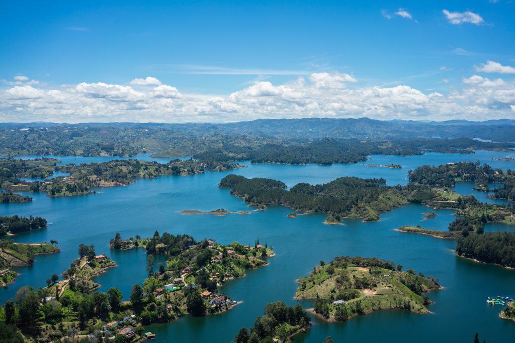 imagen de lago